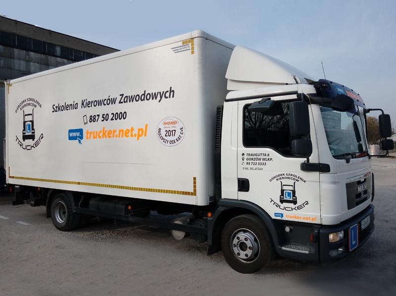 Ciężarówka szkoleniowa